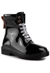 Czarne buty trekkingowe See By Chloé z cholewką