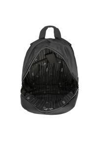 Czarny plecak Wittchen sportowy, w kolorowe wzory