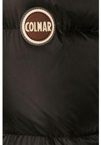Czarna kurtka Colmar z kapturem