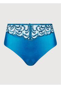 Triumph Figi klasyczne z wysokim stanem Modern Finesse 10156675 Niebieski. Stan: podwyższony. Kolor: niebieski