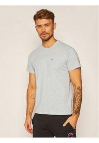 Tommy Jeans T-Shirt Classic DM0DM09598 Szary Regular Fit. Kolor: szary