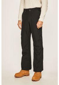 Czarne spodnie Quiksilver