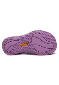 Fioletowe buty sportowe keen na lato, z cholewką
