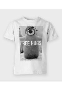 MegaKoszulki - Koszulka dziecięca Free Hugs 2. Materiał: bawełna
