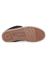 Czarne buty sportowe Etnies z cholewką, na co dzień