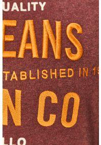 Bluza nierozpinana Pepe Jeans casualowa, na co dzień, z aplikacjami