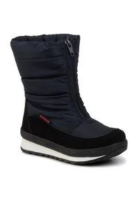 Niebieskie buty zimowe CMP na spacer