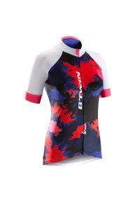 Koszulka rowerowa VAN RYSEL z krótkim rękawem, krótka