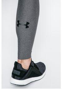Szare legginsy sportowe Under Armour