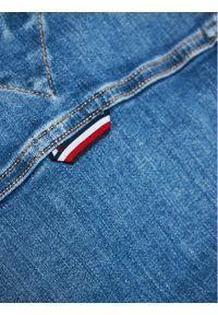 Niebieska kurtka przejściowa TOMMY HILFIGER #5