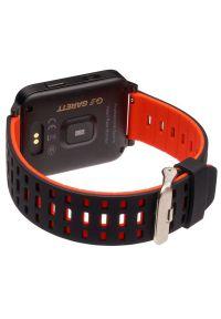 Czerwony zegarek GARETT smartwatch, sportowy #3
