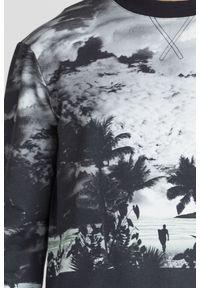 Bluza Just Cavalli klasyczna, z kapturem