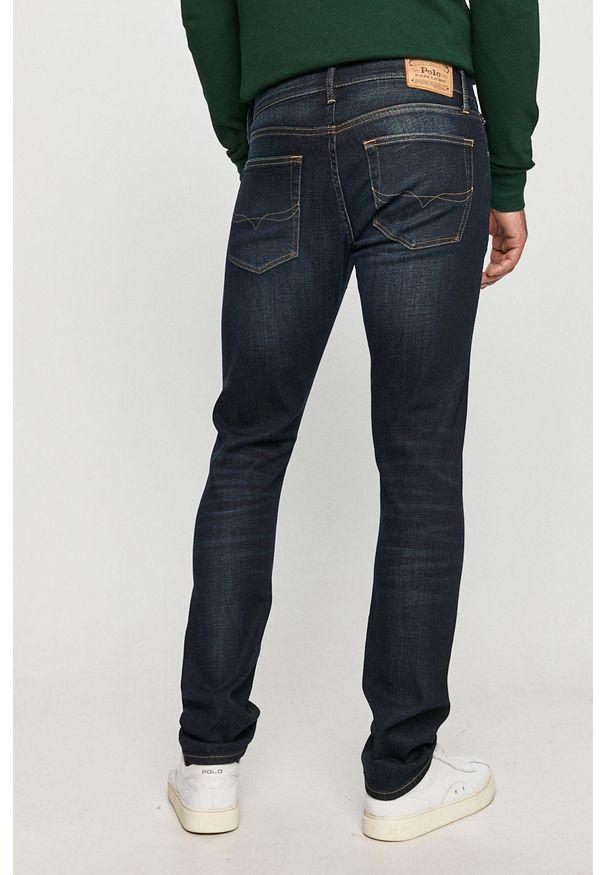 Niebieskie jeansy Polo Ralph Lauren