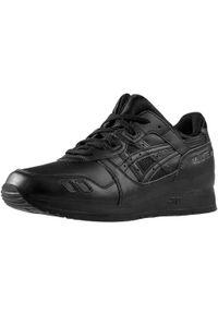 Czarne sneakersy Asics lifestyle z cholewką, Asics Gel Lyte