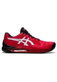 Asics - Buty tenisowe na każdą nawierzchnię ASICS Gel Resolution 8. Materiał: kauczuk. Sport: tenis
