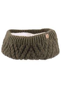 Brązowy szalik outhorn na zimę #3