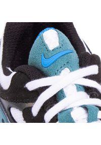 Czarne sneakersy Nike Nike Zoom, z cholewką