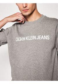 Calvin Klein Jeans Bluza J30J307757 Szary Regular Fit. Kolor: szary