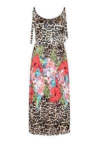 Marciano Guess Sukienka letnia 1GG770 9549Z Kolorowy Regular Fit. Wzór: kolorowy. Sezon: lato