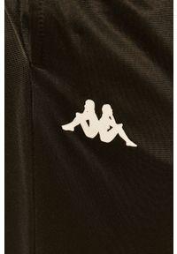 Czarny komplet dresowy Kappa z aplikacjami #8