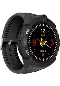 Czarny zegarek ART smartwatch