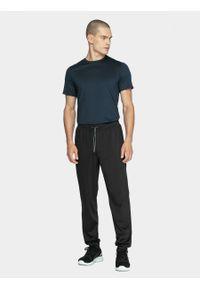 outhorn - Koszulka treningowa męska. Materiał: jersey, materiał, elastan, skóra, poliester