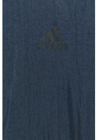 Niebieski komplet dresowy adidas Performance