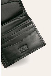 Czarny portfel Levi's®