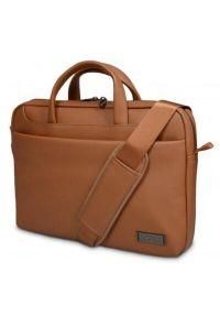 Złota torba na laptopa PORT DESIGNS elegancka