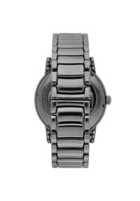 Szary zegarek Emporio Armani