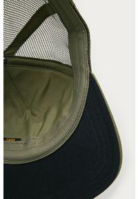 Oliwkowa czapka z daszkiem Jack Wolfskin