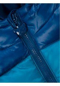 Niebieska kurtka puchowa Primigi