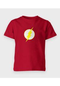 MegaKoszulki - Koszulka dziecięca Superhero logo 3. Materiał: bawełna