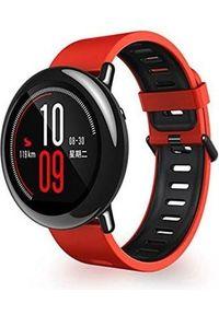 AMAZFIT - Smartwatch Amazfit Pace Czerwony (15638). Rodzaj zegarka: smartwatch. Kolor: czerwony