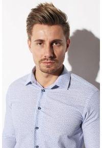 Koszula Edward Orlovski elegancka, długa