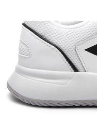 Białe buty do tenisa Adidas