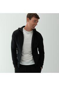 Czarna bluza Reserved z kapturem