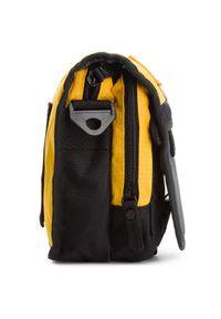 CATerpillar - Saszetka CATERPILLAR - Ronald 83439-12 Black/Yellow. Kolor: żółty, wielokolorowy, czarny. Materiał: materiał