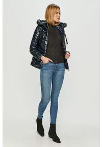 Czarny sweter Haily's z długim rękawem, długi