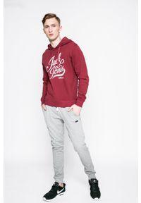PRODUKT by Jack & Jones - Produkt by Jack & Jones - Spodnie. Kolor: szary. Materiał: dzianina