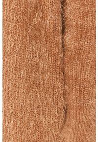 Sweter rozpinany Answear Lab z długim rękawem, na co dzień, długi