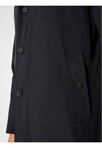 Niebieski płaszcz przejściowy Oscar Jacobson #6