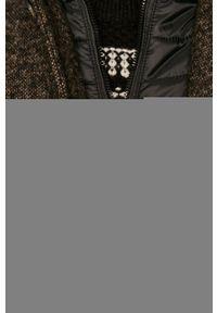 Brązowy płaszcz Marc O'Polo casualowy, na co dzień, polo #6