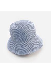 Reserved - Kapelusz bucket hat - Niebieski. Kolor: niebieski