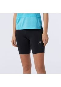 New Balance WS11260BK. Materiał: materiał. Długość: krótkie. Sport: fitness, bieganie