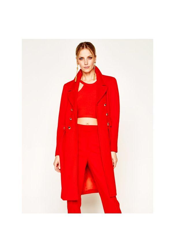 Czerwony płaszcz Luisa Spagnoli