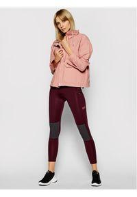 Różowa kurtka przeciwdeszczowa Helly Hansen