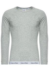 Calvin Klein Underwear Bluza 000NM1359E Szary Regular Fit. Kolor: szary