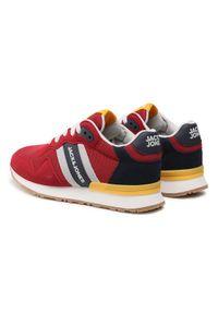 Jack & Jones - Jack&Jones Sneakersy Jrstellar Mesh 2.0 12184687 Czerwony. Kolor: czerwony. Materiał: mesh