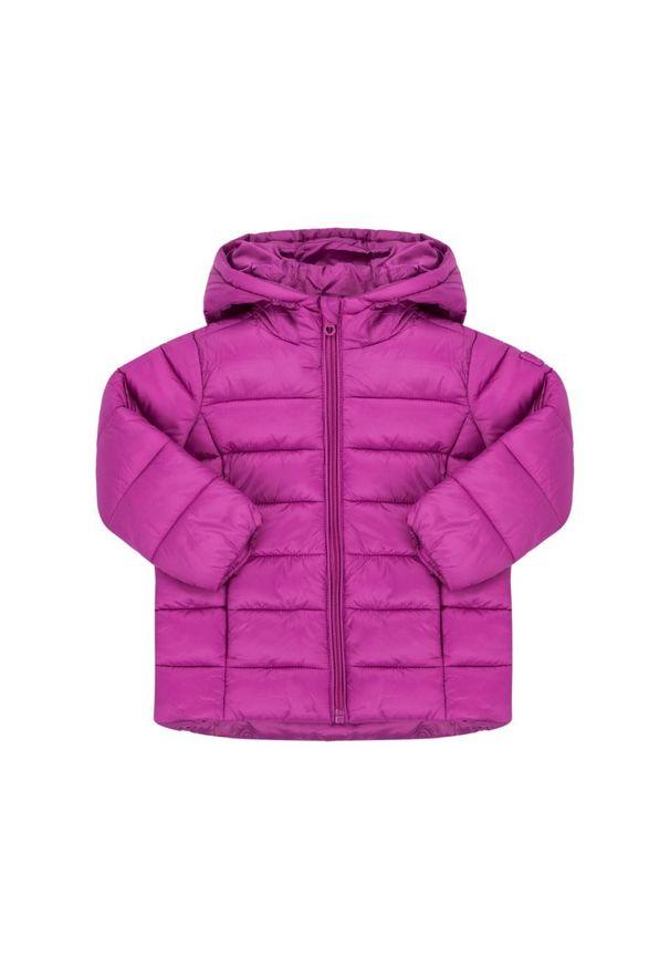 Fioletowa kurtka Primigi na zimę